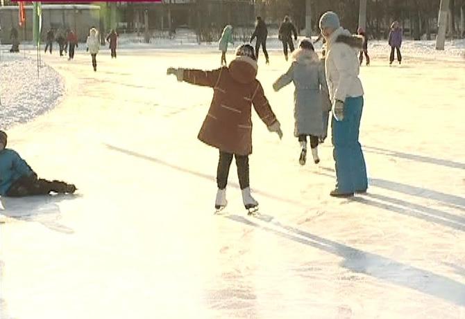 Почти 50 катков появится этой зимой в Ярославле