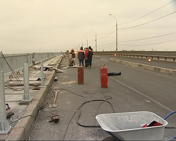 Дата открытия Октябрьского моста может быть сдвинута