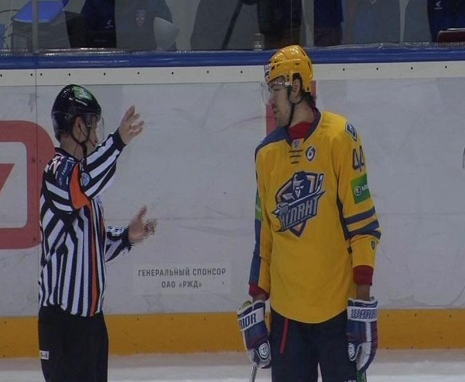 Артюхин пропустит четыре матча