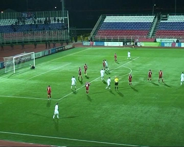 «Шинник» VS «Мордовия» 2-4