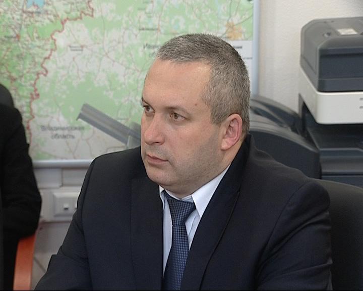 Олег Килипченко назначен председателем Облизбиркома