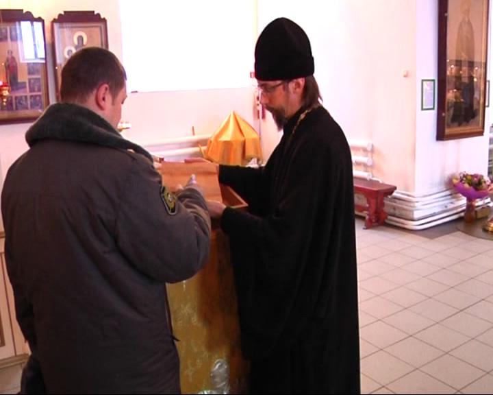В ярославских храмах маркируют иконы