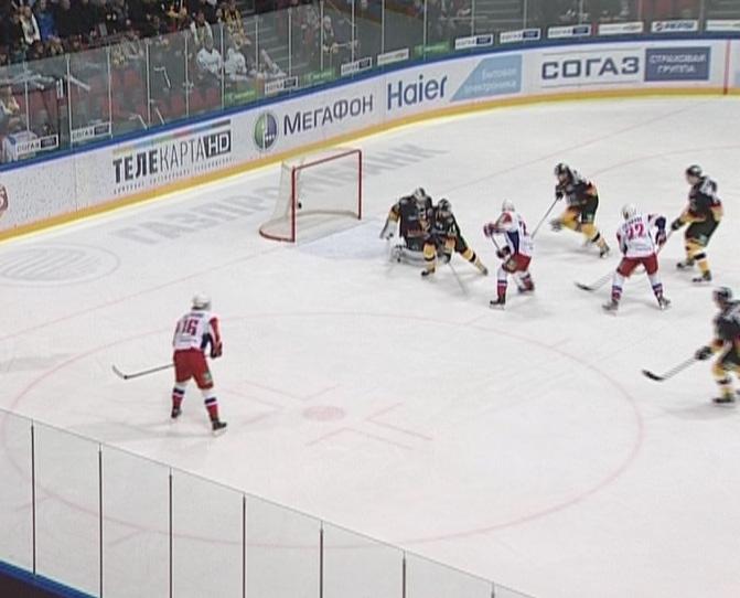 «Локомотив» VS «Северсталь» 2:1