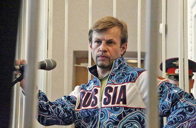 Евгений Урлашов останется под стражей до 3 марта