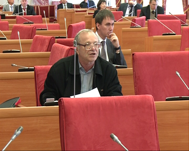 Александр Цветков остался без депутатского мандата