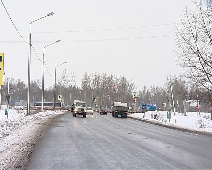 На ю-з окружной дороге Ярославля появился свет