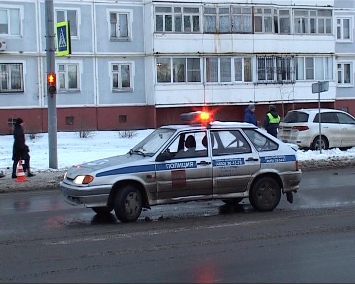 В Рыбинске сбили пешехода