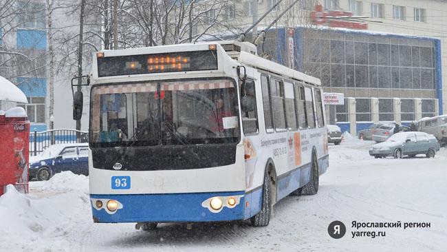 В часы пик в Ярославле работает 942 единицы общественного транспорта
