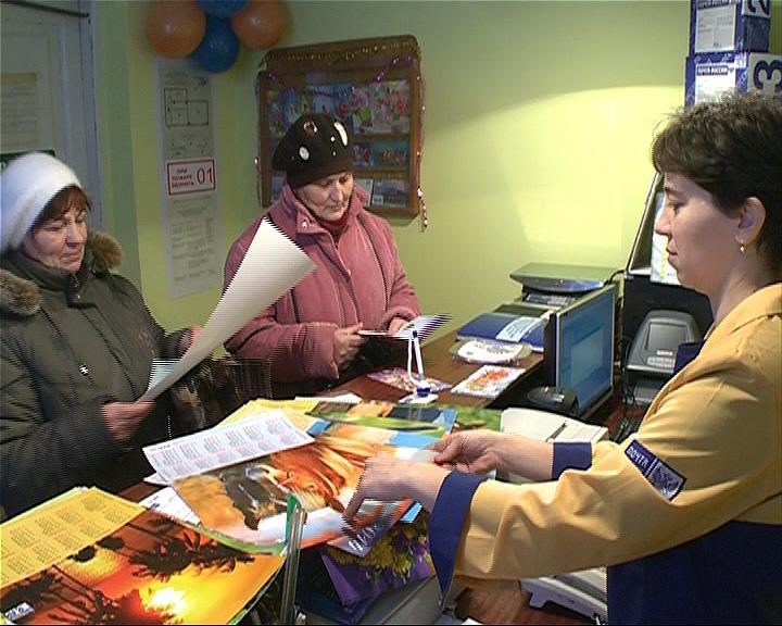 В село Рождествено вернулась почта