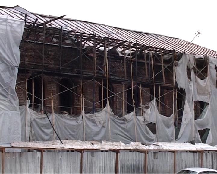 Восстановление здания Мучного гостиного двора в Рыбинске