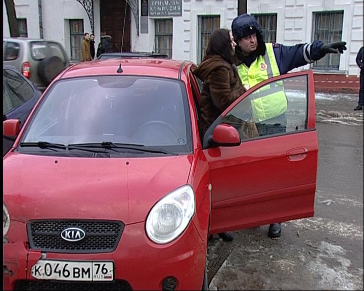 12 тыс. водителей оштрафованы за неправильную парковку