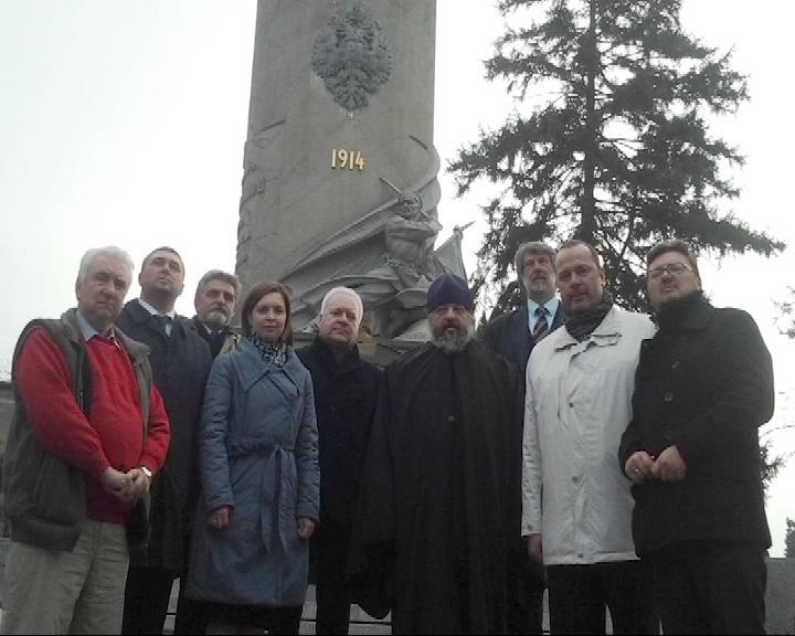 Ярославские депутаты в Сербии