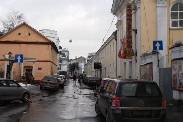 В Ярославле на улице Максимова движение стало односторонним