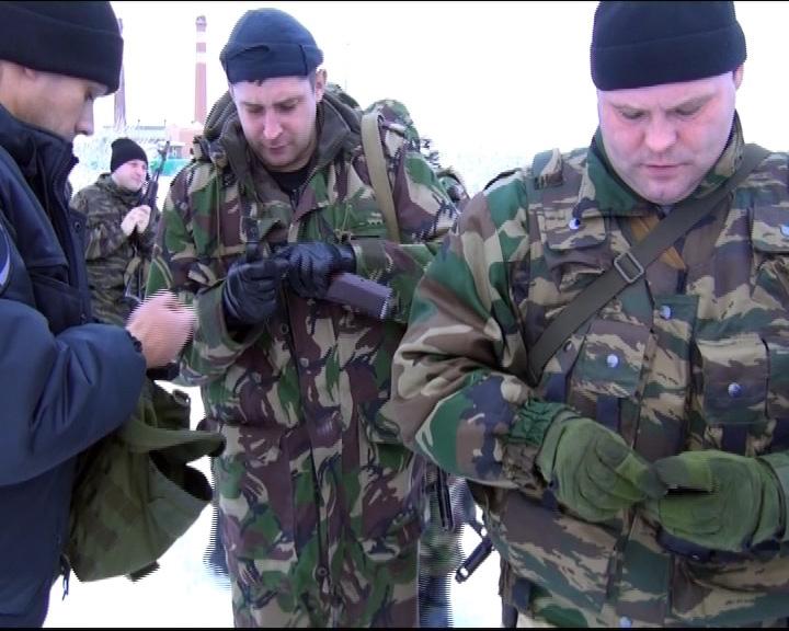 Ярославский ОМОН подводит итоги 2013 года