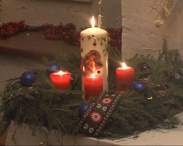 Католики и протестанты отмечают Рождество
