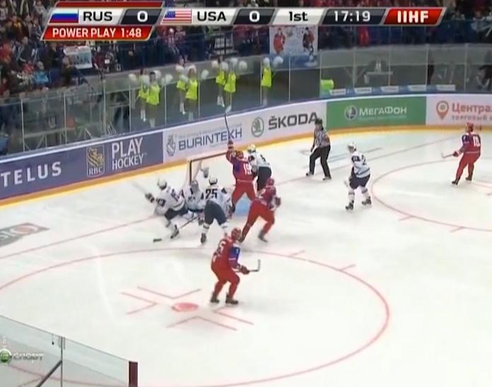 Стартует Молодёжный Чемпионат Мира по хоккею