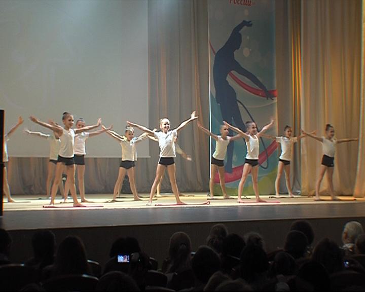 Школа художественной гимнастики № 5 отметила юбилей