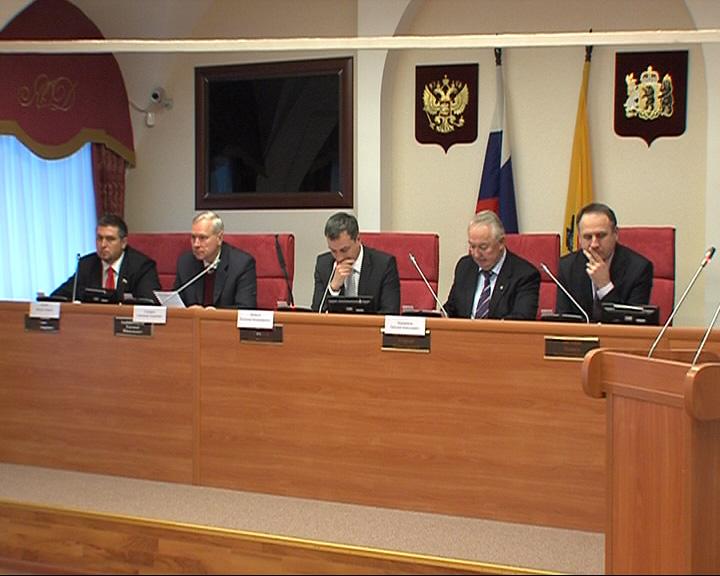 Областные парламентарии рассказали о задачах на следующий год