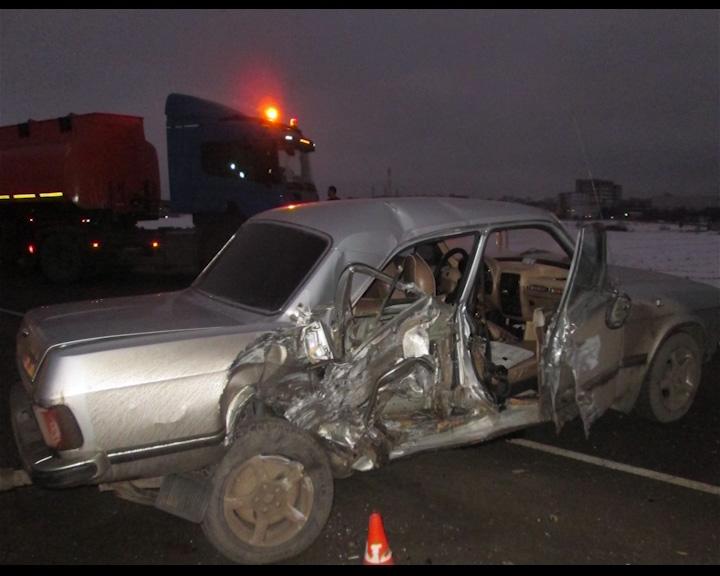 За минувшие сутки случилось две серьезные аварии