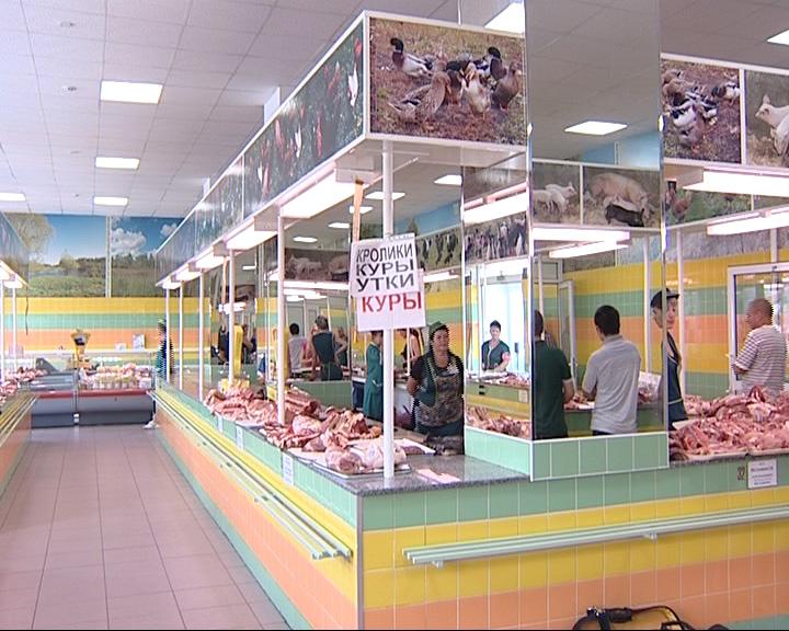 Перед праздниками зафиксирован рост цен на продукты