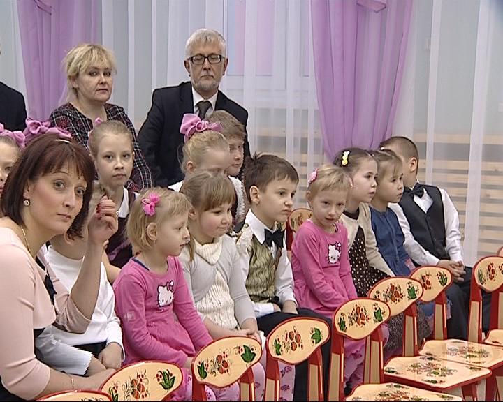 На улице Доронина открылся новый детский сад на 220 мест