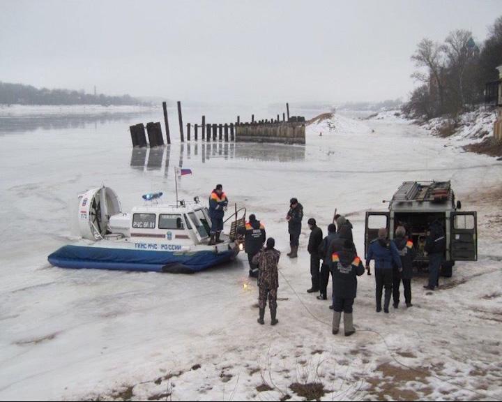 Утонул автомобиль «УАЗ»: погиб водитель