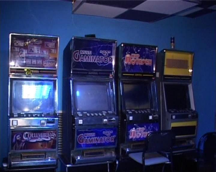 Выявили любителей незаконных азартных игр