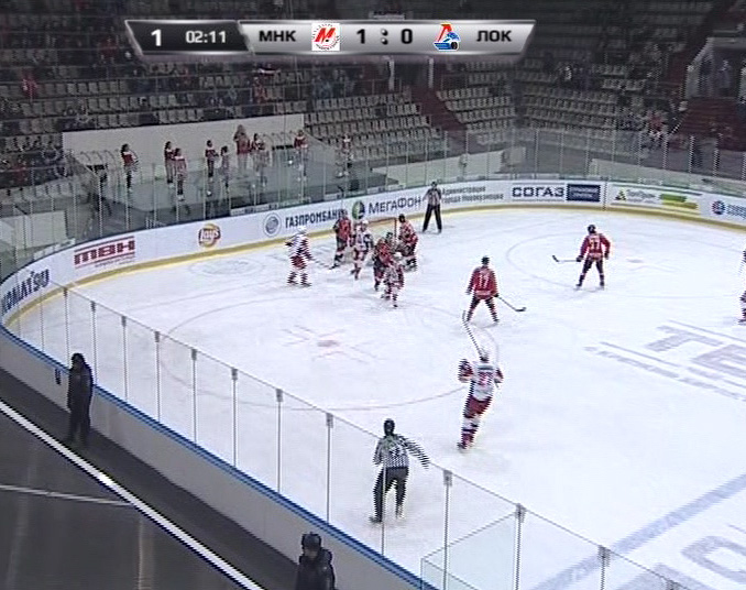 «Локомотив» VS «Металлург» 2:1