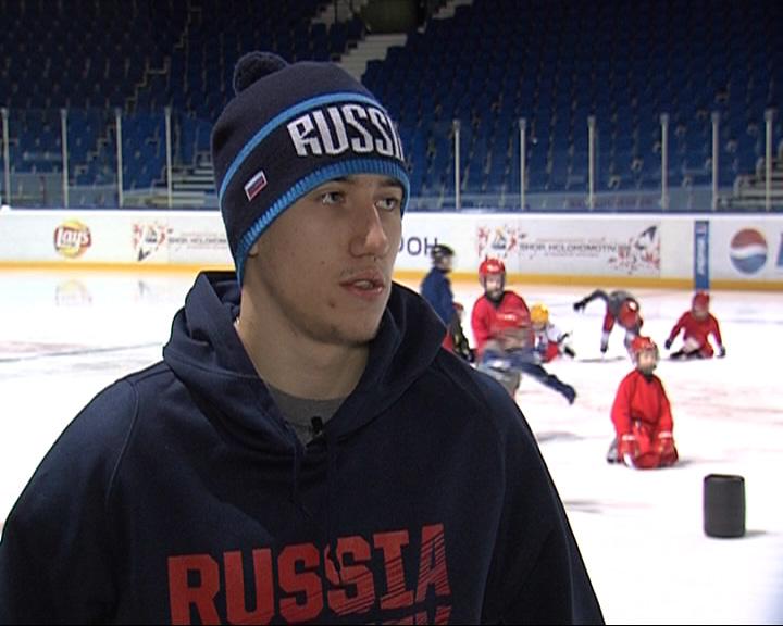 Бронзовый призер Илья Любушкин вернулся в Ярославль