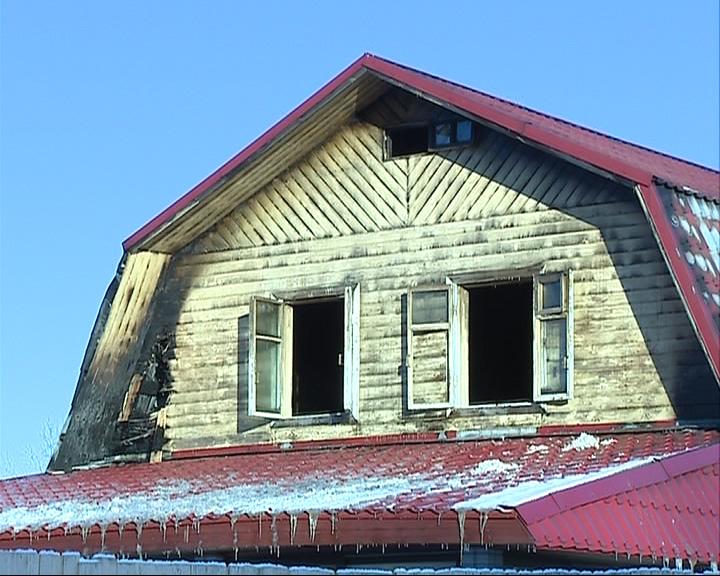 Второй день подряд в Ярославле горят бани