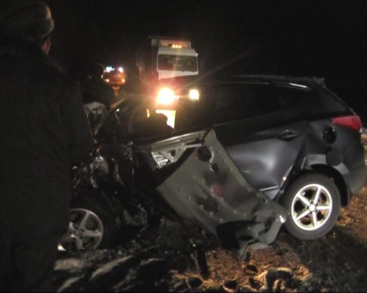 Серьезная авария на трассе Ярославль-Иваново