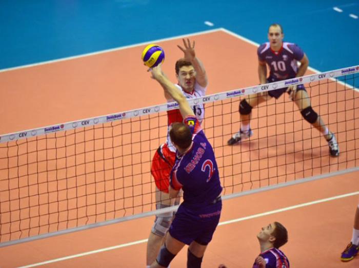 «Ярославич» VS «Белогорье» 1-3