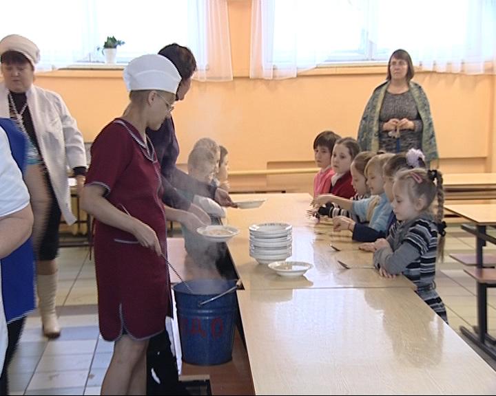 Бесплатное питание детей в начальной школе