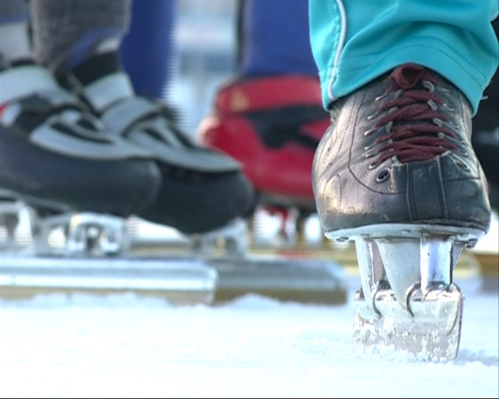 Старт сезону конькобежного спорта