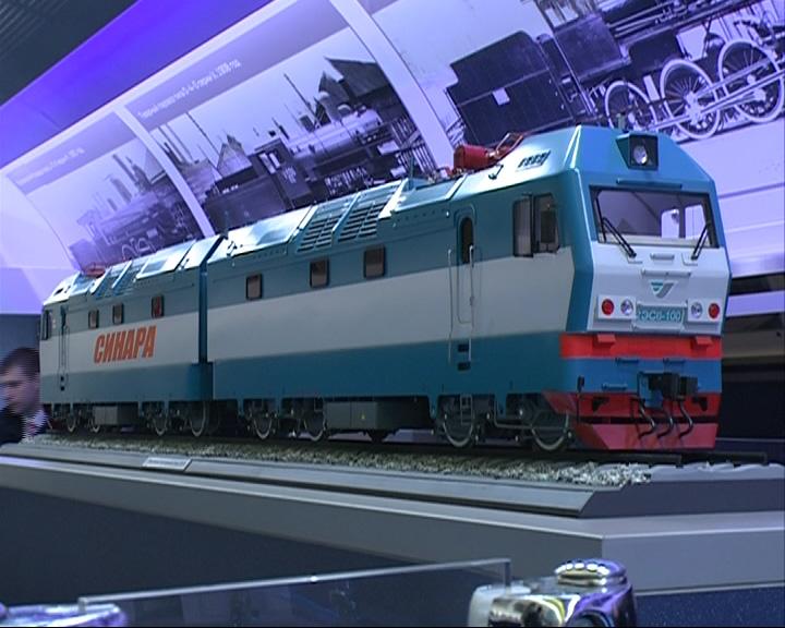 Поезд-музей прибыл в Ярославль