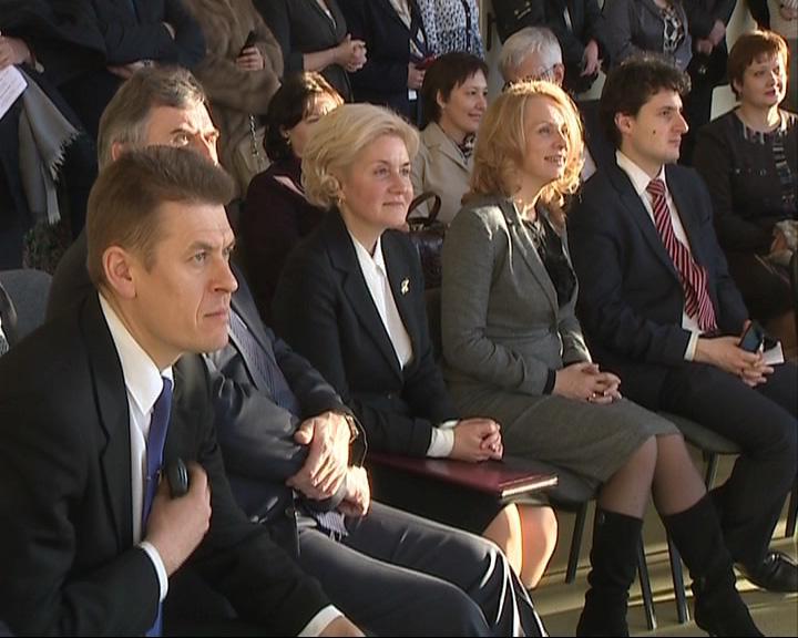 Ольга Голодец в Ярославле и Рыбинске