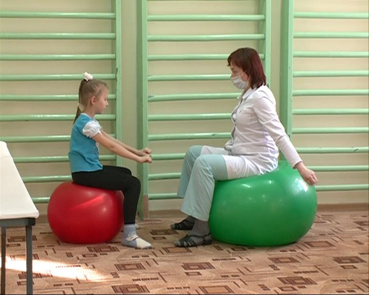 Открылось лечебно-профилактическое отделение в здании детской поликлиники