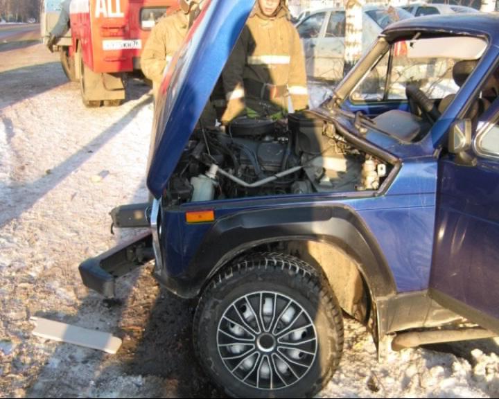 Аварии в Рыбинске