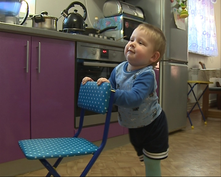 На кону здоровье двухлетнего малыша