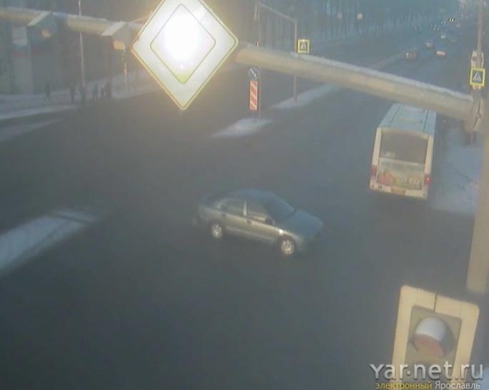 Пешеходный переход не гарантирует безопасность