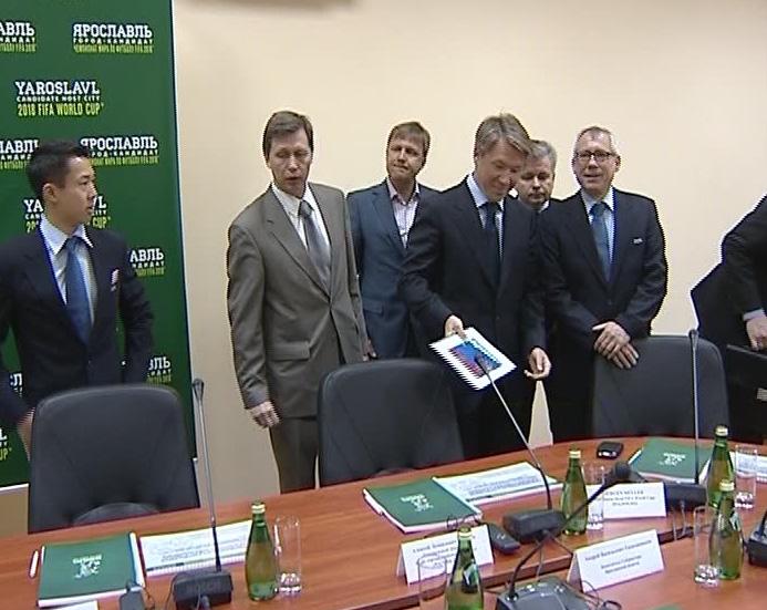 Ярославль будет принимать команды-участницы чемпионата мира 2018