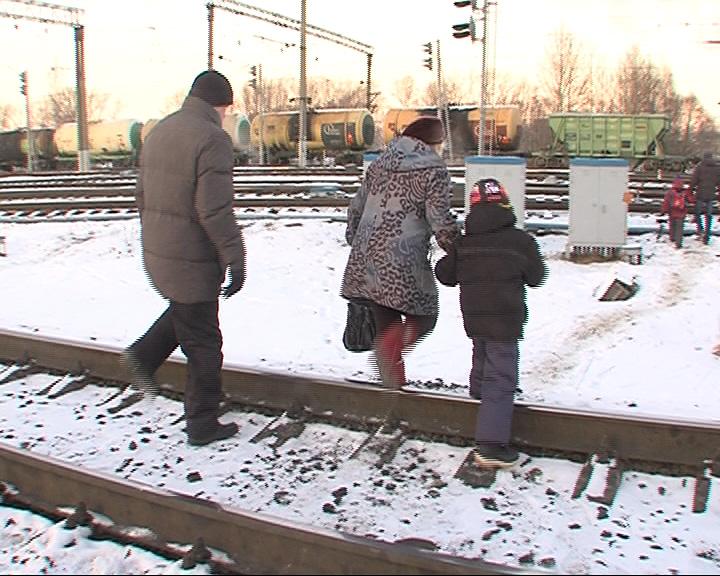 Жители Кармановского вынуждены рисковать жизнью