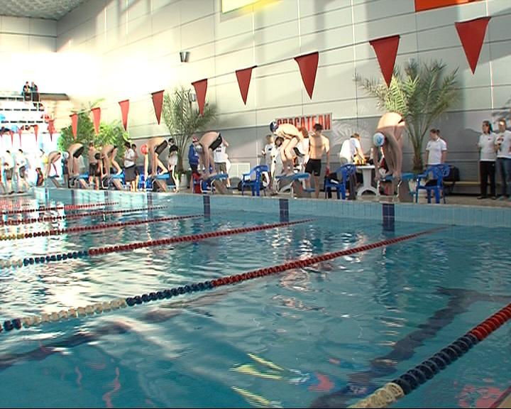 Состоялся чемпионат области по плаванию