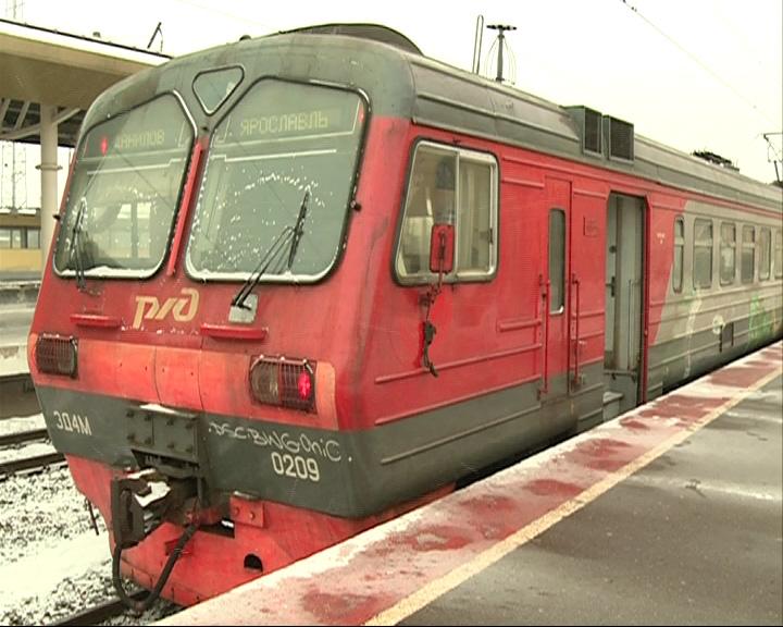 Увеличилась раскрываемость краж в поездах