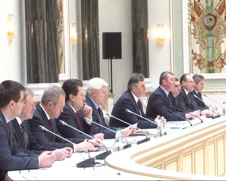 Сергей Ястребов подвел итоги визита в Белоруссию