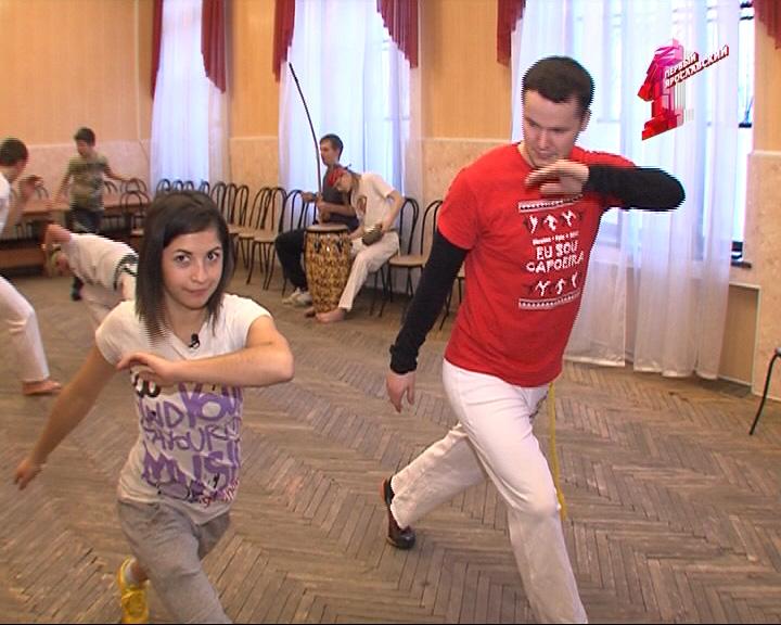 Драка в танце и на свою голову от Диляры Байбиковой