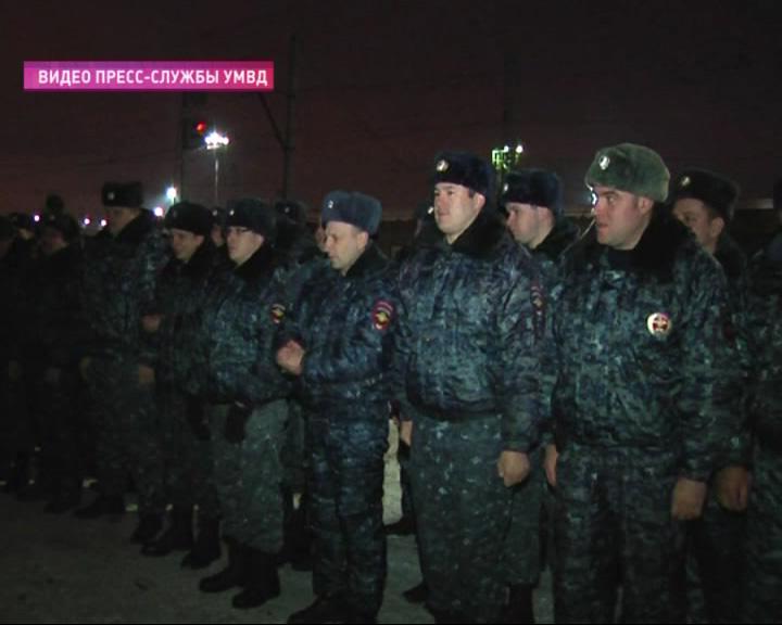 Полгода охраняли порядок в Республике Дагестан