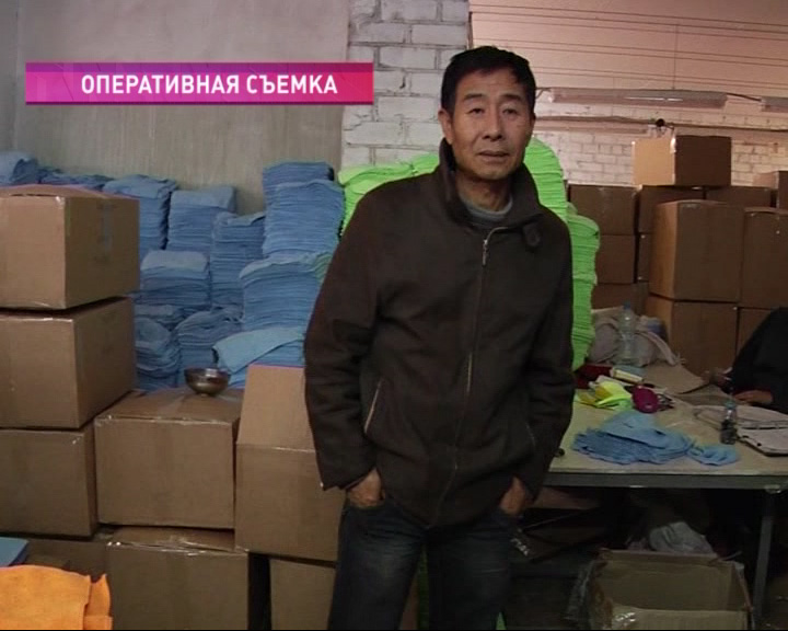 Швейные мастера из Сирии были выявлены в Рыбинске