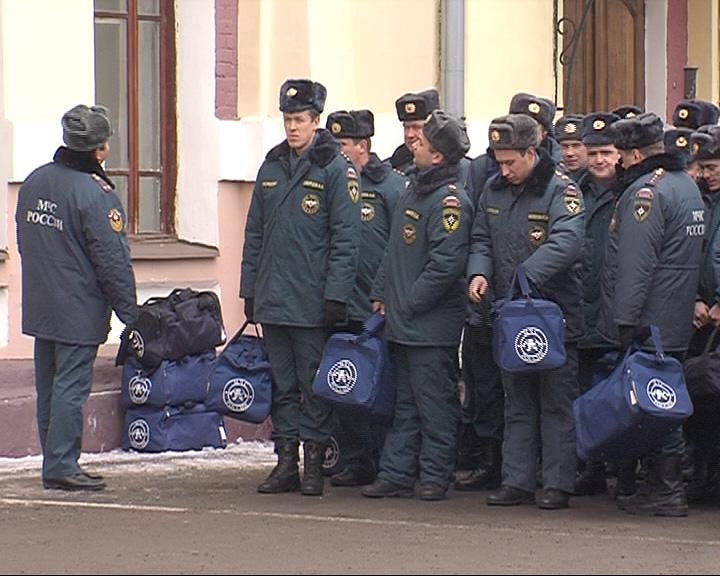 Около 80 ярославских спасателей готовы отправиться на усиление в Сочи