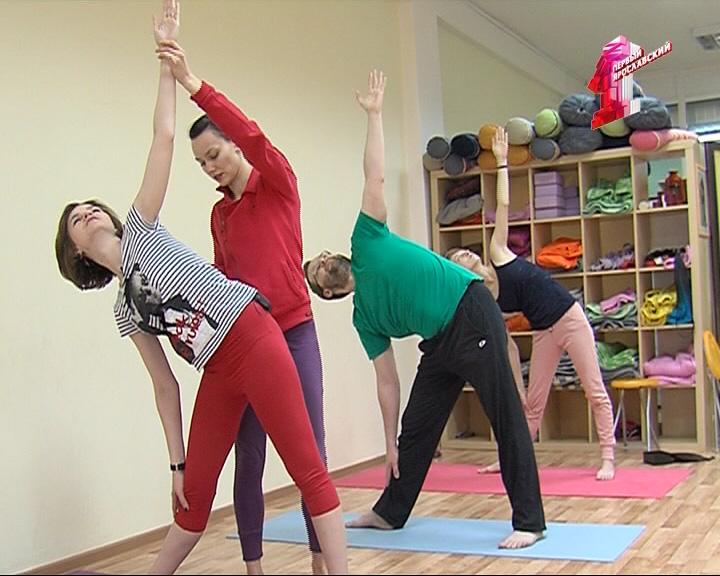 Спокойствие и умиротворение - морально готовимся к Олимпиаде благодаря йоге